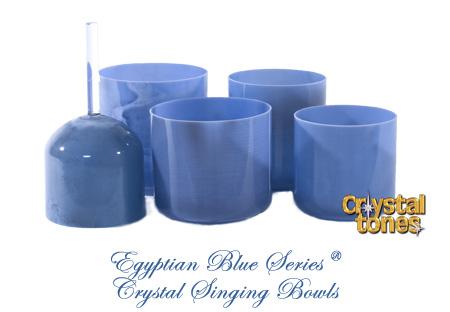 アルケミー・クリスタルボウル/エジプシャン ブルー The Egyptian Blue Series